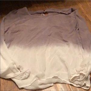 Ombré Dress Shirt